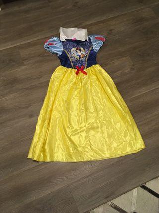 Disfraz Blancanieves 7-8 años oficial Disney