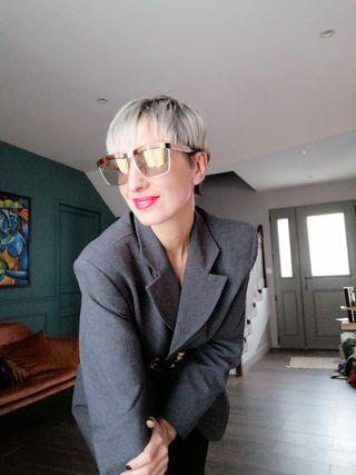lunettes de soleil Catherine Deneuve vintage