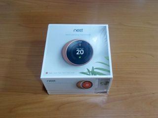 Termostato Nest Learning Thermostat nuevo precint