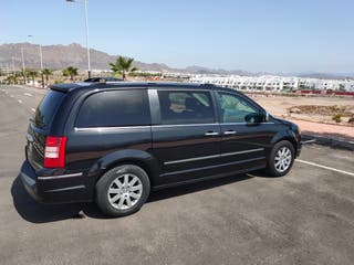 Chrysler Grand Voyager 2011