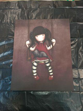 Cuadro de gorjuss Ruby