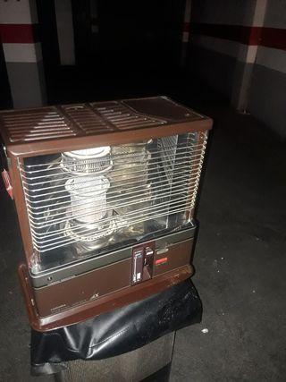 estufa keroseno