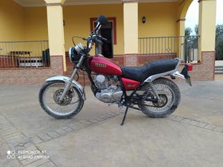 yamaha sr 250 especial