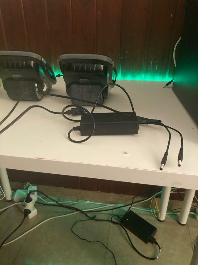 Patines eléctricos inmotion