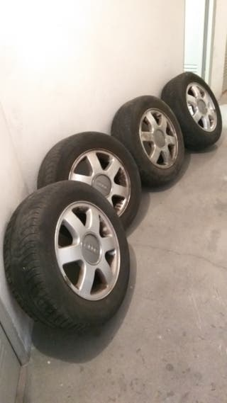 Llantas Audi, Seat, Volkswagen, VAG