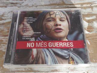 No Mes Guerres / Cd / Varios Artistas
