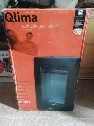 Estufa QLIMA modelo GH 438 B