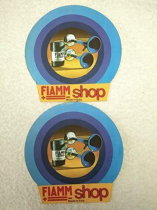 PEGATINAS FIAMM SHOP