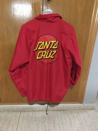 chaqueta NUEVA Santa Cruz talla M