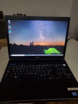 DELL PRECISION M6500 I7 16 GB RAM