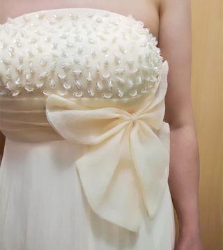 Vestido de fiesta/boda/comuniones