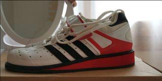 zapatillas halterofilia Adidas
