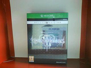 Kingdom Hearts 3 Deluxe Edition Xbox