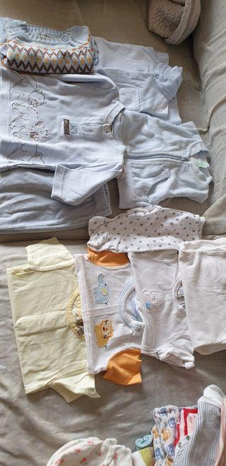 ropa de bebé 1 a 3 meses.Niño