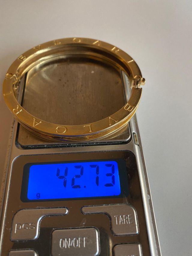 Bulgari pulserà B zero1 oro 18k Originales