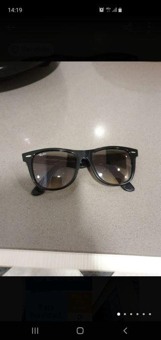 gafas de sol ray ban wayfarer