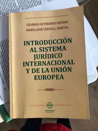 Libro Introducción al Sistema Jurídico Internacion