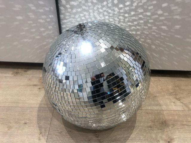 Bola discoteca grande (57 cms diámetro)
