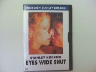 "Película ""Eyes Wide Shut"" en DVD original"