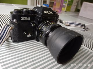 Cámara fotos Ricoh xr1