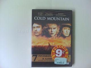 """Película """"Cold Mountain"""" DVD original precintado"""