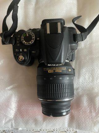 Nikon D3100 Cámara réflex digital de 14.2 Mp