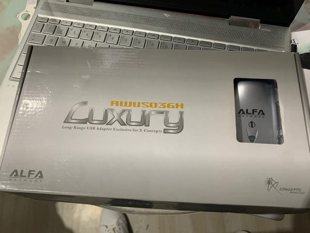 Luxury AWUS036NH Alfa Network
