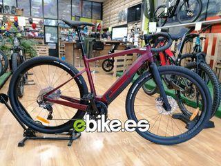 Bicicleta eléctrica Moustache Gravel talla M
