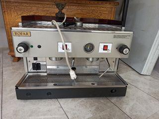 Maquina de cafe industrial, buen estado