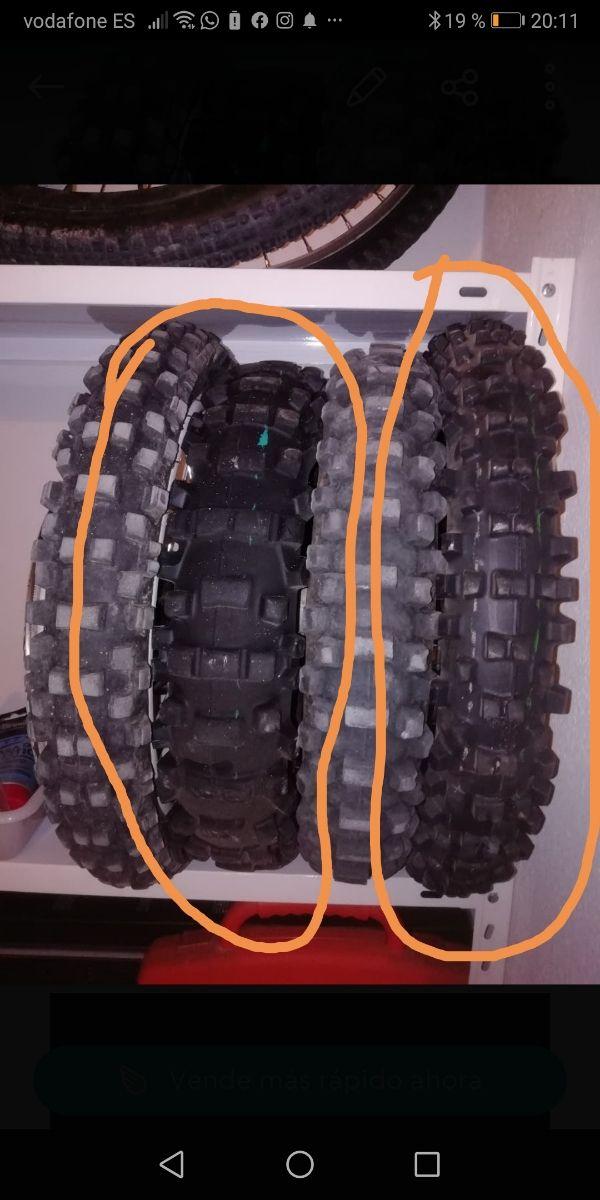pitbike neumaticos