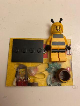 Bumblebee girl minifigura lego