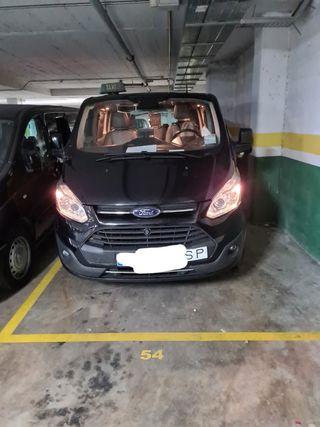Ford Tourneo Custom 2016