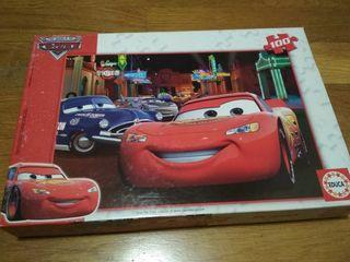 Puzzle Película Cars