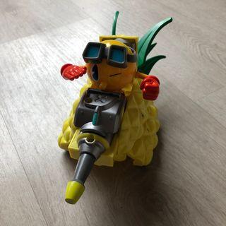 Tanque piña Pac Man