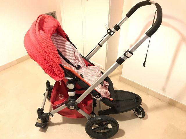 Bugaboo© Cameleon carrito de bebé