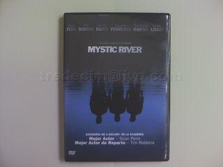 """Película """"Mystic River"""" en DVD original"""