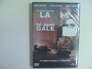 """Película """"La vida de David Gale"""" precintada"""