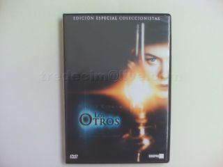"""Película """"Los otros"""" DVD original (Ed. 2 discos)"""