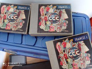 Antiguo curso CCC Años 50 ( solo hoy 50 € )