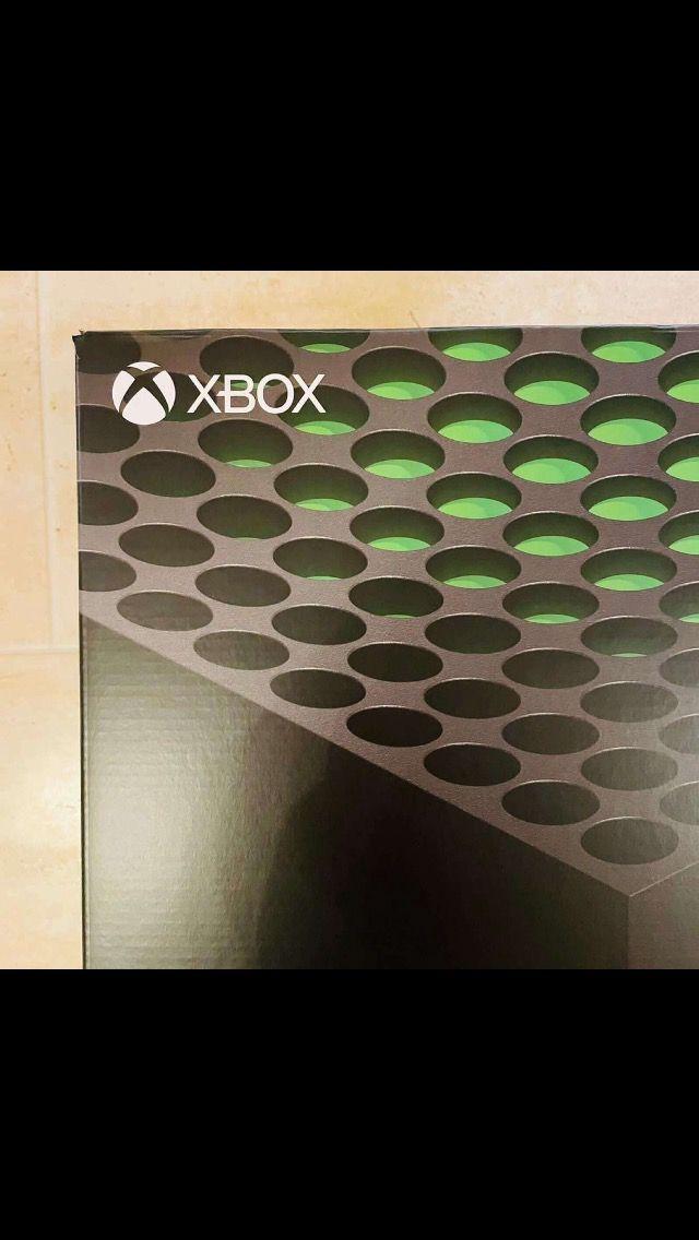 Xbox Series X QUICK DELIVERY