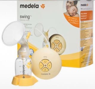 Sacaleches Medela swing eléctrico