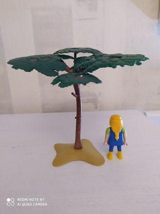 Árbol Belén Playmobil