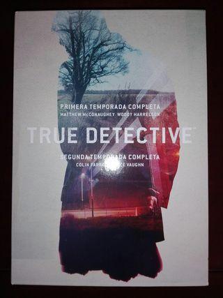 True Detective Pack Temporadas 1 y 2 Blu-ray