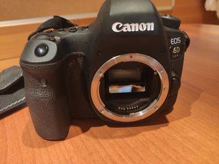 Cámara de fotos Reflex Canon 6d Mark II