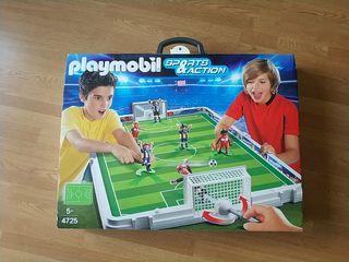 Playmobil Fútbol Juguete niño niña