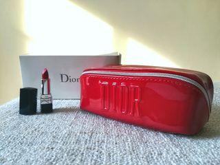 Pintalabios y neceser Dior