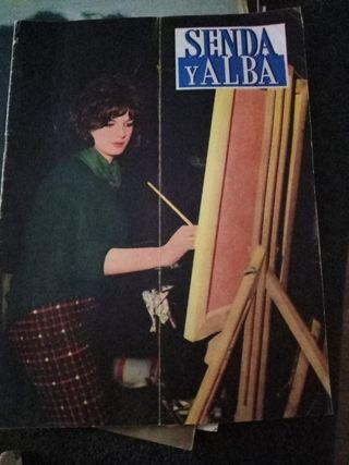 revista a Senda y alba 1961