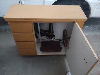 Máquina coser singer original