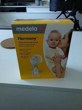 Sacaleches manual Harmony de Medela