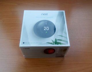 Nest Learning Thermostat nuevo precintado